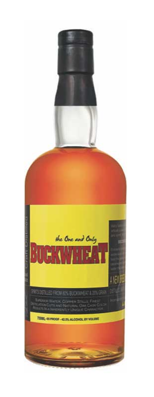 One and Only Buckwheat Spirit